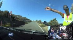 Cyprus Rally 2015 - Kajetanowicz and Magalhaes Onboard Sequence