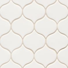 Beveled Lattice Tile Backsplash Kitchen Kitchen