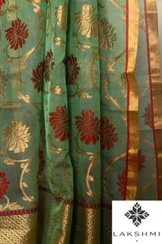 Pure-Zari-Kota-with-an-elaborate-woven-floral-design.jpg (640×960)