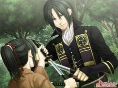 Promise - Chizuru & Hijikata