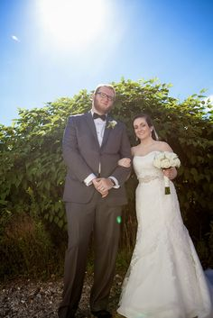 Boro Photography: Creative Visions, Alicia and Michael - Sneak Peek, Married! - New Hampshire Wedding