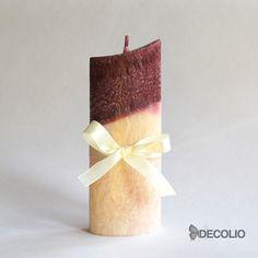 Decolio Crystal Candle - Bordeaux