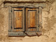 Window in Taos