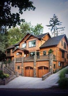 Log houses>>>