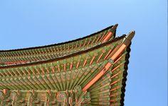 SOKOR '14: Details and colors. Gyeongbokgung Palace (Seoul, Korea)
