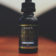 Vaporfi Grand Reserve e-liquids review http://www.ecigguide.com/review/vaporfi-grand-reserve-e-liquids