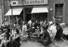 War so ein genialer Laden - direkt gegenüber vom Tacheles in BERLIN Mitte, Oranienburger Straße 48-49 | So sehr hat sich Berlin seit 1990 verändert