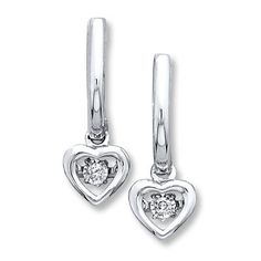 These Diamonds in Rhythm earrings are a perfect gift to thank Mom for all those late night heart to hearts.