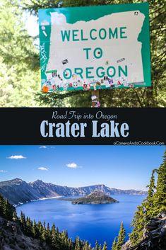West Coast Trip: Crater Lake