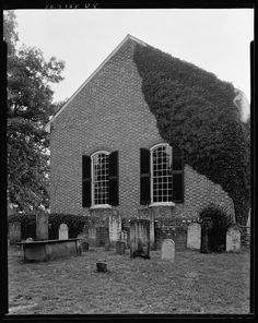 Fork Church in norther Hanover County. David attended Anglican services here while visiting a Shilling and a Bit on the weekends. Agricultural Buildings, Suburban House, Vernacular Architecture, Genealogy, Fork, Virginia, David, Landscape, American
