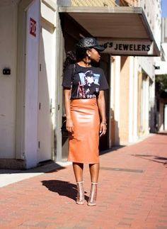 Fashion Bombshell of the Day: Zaria from South Carolina