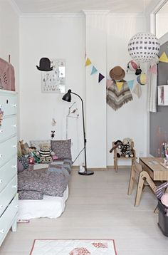 Kidsroom. But this would totes be my room. Let's be honest.
