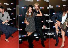 PHOTOS Danse avec les stars: les couples de la saison 7 s'éclatent sur le tapis rouge