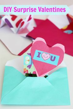 how to make valentine's day cards for mom