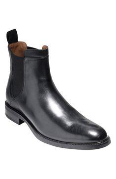 8f53dcb75de Cole Haan  Warren  Chelsea Boot (Men) available at  Nordstrom Black Chelsea