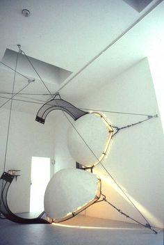 Vito Acconci, Adjustable Wall Bra, 1990