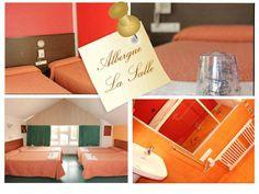 Hotel / albergue La Salle #Santiago de #Compostela #albergues #peregrinos