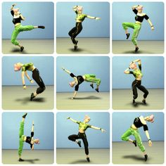 Il clan di Mo — Dancer's Pose 2 Hip hop → Download 9 solo poses... Dancers Pose, Sims, Hip Hop, Poses, Running, Dance Poses, Mantle, Hiphop, Keep Running
