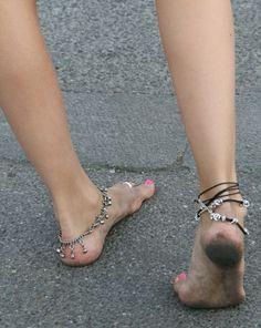 Schöner Fußschmuck macht nicht hässlich!