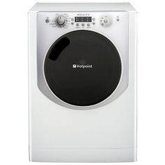 Buy Hotpoint Aqualtis AQ113L297I Washing Machine, 11kg Load, A+++ Energy Rating, 1200rpm Spin, White Online at johnlewis.com