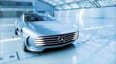 MercedesBenz Concept IAA Intelligent Aerodynamic Automobile