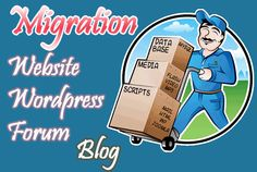 MOVE / COPY / CLONE / MIGRATE your website, WordPress blog,forum SITE / TO NEW DOMAIN, HOST, FOLDER and configure it to make live/online Having problem moving you site to new host or domain ...Don't know how to configure it ... No problem I am here to help you till your site is live in new host or domain I will move all the customization, plugins, databases and each and every bit of your current website to new location, host, or domain I will also solve any other problem tha... on ...