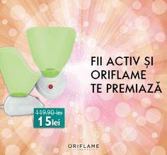 Program de loialitate pentru campaniile C5-C7 2015 | Oriflame Cosmetics