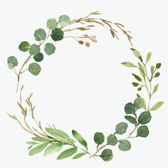 Cute Wallpaper Backgrounds, Flower Wallpaper, Pattern Wallpaper, Wreath Watercolor, Watercolor Flowers, Watercolor Art, Flower Frame, Flower Art, Hamsa Art