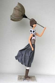 Skitso Girls Jeanmarie Lampa - 85 cm Handmade Lamps, Best Sellers, Girls, Vintage, Style, Fashion, Toddler Girls, Swag, Moda