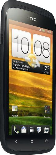 "HTC One S - Smartphone libre Android (pantalla 4.3"", cámara 8 MP, 16 GB, 1.7 GHz), negro [importado de Alemania]"