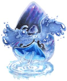 Lapis Lazuli X Reader(a Steven Universe fanfic) - Modern Steven Universe Wallpaper, Steven Universe Lapis Lazuli, Steven Universe Personajes, Arte 8 Bits, Universe Art, Force Of Evil, Cool Art, Art Drawings, Anime Art