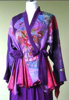 SewingPatterns.com - Fantasia Jacket #518 by Kayla Kennington