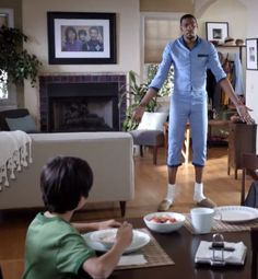 Kevin Durant for Sprint. Love these commercials.