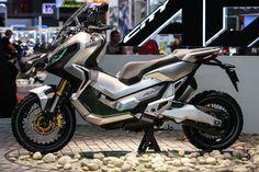 Nova scooter Off-road da Honda apresentada a 15 de Setembro