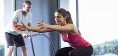Bauch, Beine, Po: Kniebeugen stählen den Unterkörper - SPIEGEL ONLINE - Nachrichten - Gesundheit