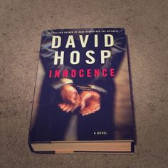This novel is well kept. This hard cover novel written by David Hosp is a classic. Well taken care of and only used once. Other