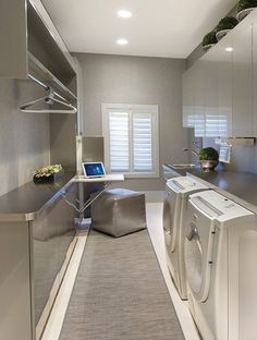 Laundry & Mud Room ideas for your next home. Description from pinterest.com. I searched for this on bing.com/images