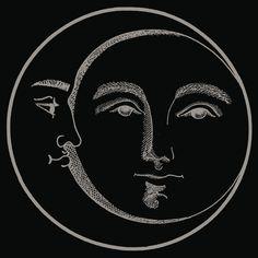 soles y lunas de ceramica - Buscar con Google