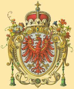 County of Tyrol, Österreichisch Ungarische Wappenrolle 1900, Hugo Gerhard Ströhl.