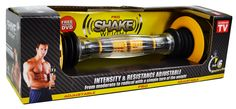 Shake Weight® Pro Mens Or Womens With DVD Workout , The Perfect Workout l Rock Bottom Fitness