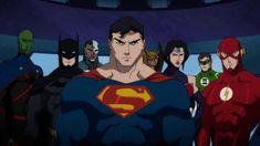 Justice League Reing of the supermen Robin Comics, Dc Comics Heroes, Dc Comics Characters, Dc Comics Art, Batman Comics, Gotham Batman, Batman Art, Batman Robin, Young Justice League