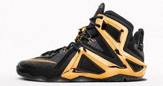 The Nike LeBron 12 Elite