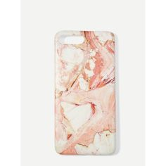 Marble iPhone Case- Pretty In Pink - Sic Tranist Gloriaa