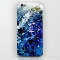 Message from the sea 01 iPhone & iPod Skin