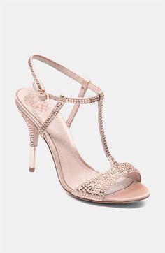 Wedding shoe? Vince Camuto 'Kheringtn' Sandal available at #Nordstrom
