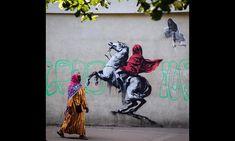 Banksy Paris 06/2018
