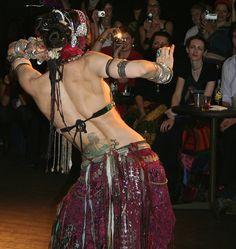 Rachel Brice - Tribal Fusion Bellydancer