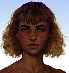 Zoe by Pheberoni on DeviantArt Character Portraits, Character Drawing, Character Concept, Concept Art, Fantasy Inspiration, Character Design Inspiration, Shes Beauty Shes Grace, Wow Art, Dark Fantasy