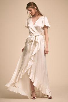 Ivory Phoebe Dress | BHLDN