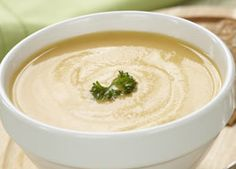 A hearty comforting soup for chilly days. Serve as a main course soup with a simple salad or in small portions as an appetizer. Creamed Asparagus, Asparagus Recipe, Creamed Mushrooms, Stuffed Mushrooms, Roasted Red Pepper Soup, Roasted Peppers, Baked Potato Soup, Sweet Potato Soup, Carnation Milk Recipes